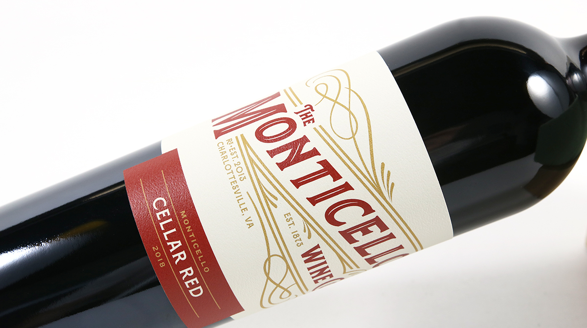 Product Image for Monticello WineCo Cellar Red