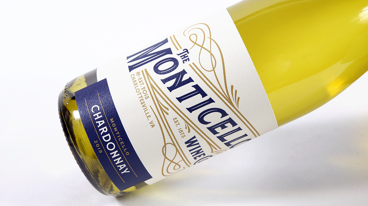 Product Image for Monticello Wine Co Chardonnay
